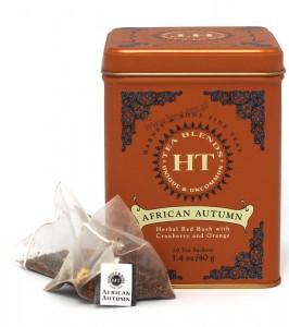 African Autumn - jedwabne piramidy, 20 szt.