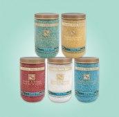 Health&Beauty Sól kąpielowa z Morza Martwego vanilia 1,2kg