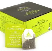 Organic Citron Green. Ekspresowe saszetki 50 szt.