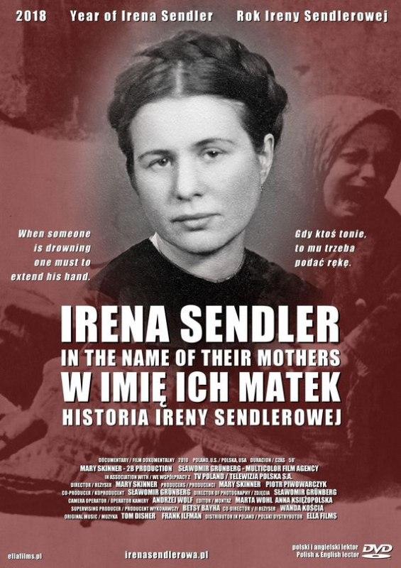 W imię ich matek. Historia Ireny Sendlerowej DVD Irena Sendler: In The Name Of Their Mothers DVD