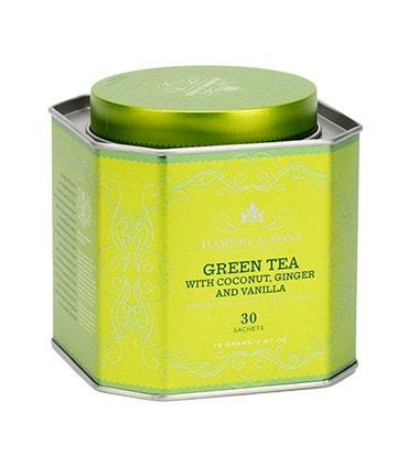Bangkok Green Tea with Coconut Harney & Sons